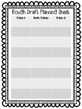 Native American Venn Diagram - FREEBIE
