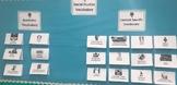 Native American European Encounter Bilingual/ Dual Language Word Wall Ready!!