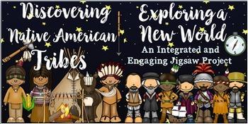 Native American and Explorers Superpack