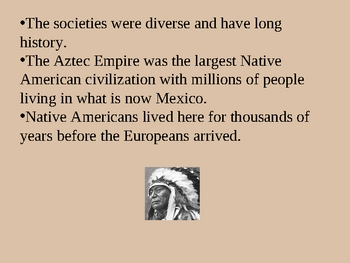 Native American history and literature