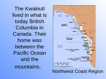 Native American ppt: Kwaikuitl
