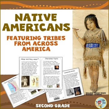 2nd Grade Native Americans Worksheets | Teachers Pay Teachers