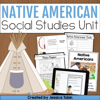 Native Americans Unit
