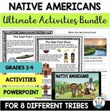 Native Americans Unit - Hopi, Seminole, Nez Perce, Pawnee, Kwakiutl, Inuit