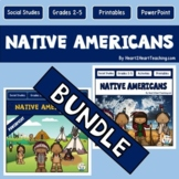 Native Americans Bundle for 8 Tribes: Hopi, Seminole, Nez Perce, Inuit, Iroquois