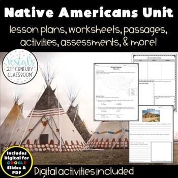 Native Americans {Digital & PDF Included}