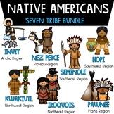 Native Americans- 7 Tribe Bundle