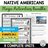 Native Americans: Hopi, Inuit, Seminole, Kwakiutl, Nez Perce, Pawnee, Iroquois