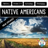 Native Americans: Hopi, Inuit, Seminole, Kwakiutl, Nez Perce, Pawnee, Iroquois