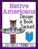 Native Americans Activity: Create a Book Jacket