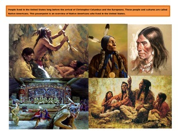 Native Americans: America Before Columbus - REVISED