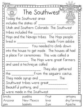 Native Americans (An ELA and Social Studies Unit)
