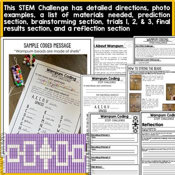 Native Americans   Ancient Americans PBL & STEM