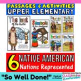 Native Americans Passages: Hopi, Inuit, Kwakiutl, Nez Perc