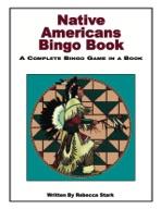Native Americans Bingo Book