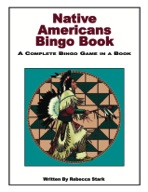 Native Americans Bingo Book