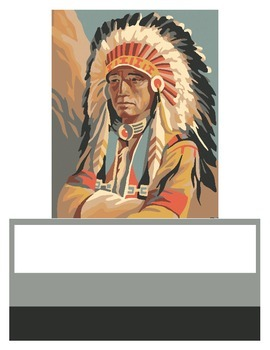 Native Americans - Cherokee, Chickasaw, Creek and Shawnee Tribes