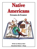 Native Americans: Create-a-Center
