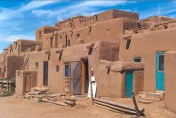 Native Americans Dwellings Flipbook