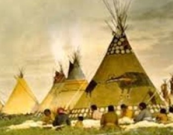 Native Americans Dwellings & Symbols