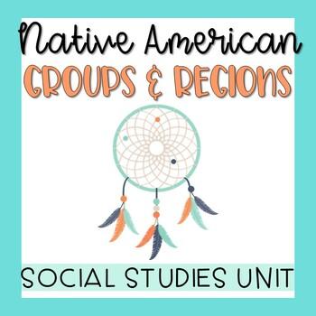 Native Americans Social Studies Unit