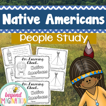 Native Americans Activities and Printables