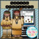 Native Americans...Interactive Google Slides