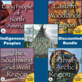 Native Americans US History Unit Bundle Distance Learning