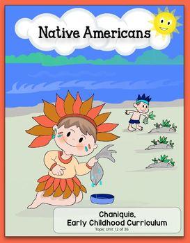 Native Americans (Kindergarten Topic Unit 12)