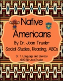 Native Americans Kindergarten and First Grade
