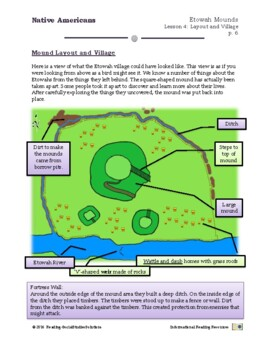 Native Americans Lesson 4 - Etowah Mounds