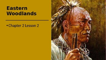Native Americans Lessons 1 and 2
