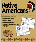 Native Americans (MEGA Pack)