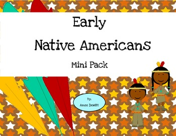 Native Americans Mini Pack