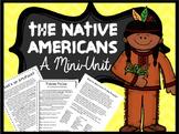 Native Americans Mini-Unit