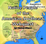 Native Americans: Mississippian Mound Building Culture Webquest