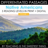 Native Americans: Passages - Distance Learning Compatible
