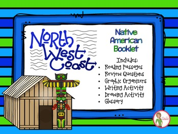 Native Americans - Northwest Coast (Pacific Northwest) Booklet