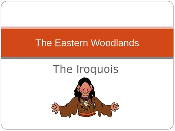 Native Americans Of North America (Iroquois)