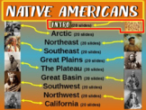 Native Americans (PART 1: INTRO) visual, textual, engaging 200-slide PPT
