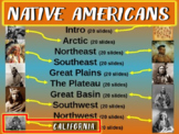 Native Americans (PART 10: CALIFORNIA) visual, textual, engaging 200-slide PPT