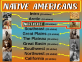 Native Americans (PART 3: NORTHEAST) visual, textual, engaging 200-slide PPT