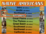 Native Americans (PART 4: SOUTHEAST) visual, textual, engaging 200-slide PPT