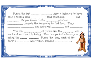 Native Americans PPT-Video Notes Pages