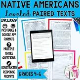 Paired Texts [Print & Digital]: Native Americans Grades 4-6