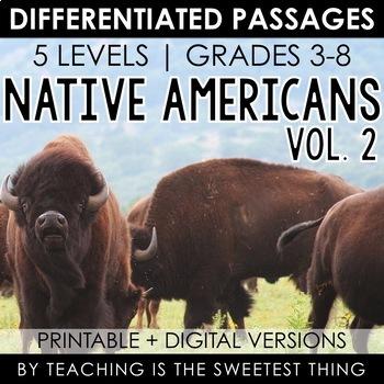 Native Americans: Passages (Vol. 2)