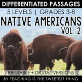 Native Americans: Passages (Vol. 2)