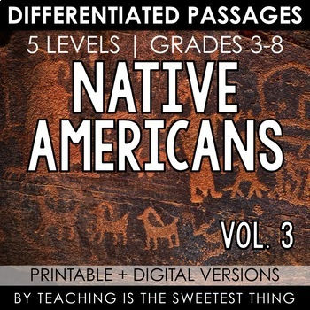 Native Americans: Passages (Vol. 3)
