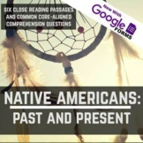Native Americans: Past and Present