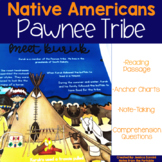 Native Americans Pawnee Tribe